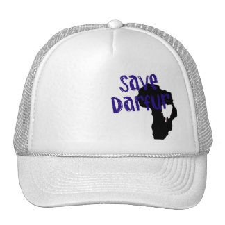 Save Darfur Hat