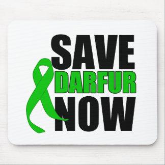 Save Darfur Now Mouse Pad