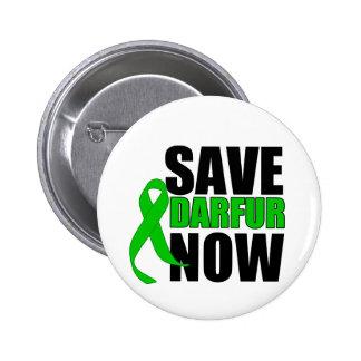 Save Darfur Now Pinback Button