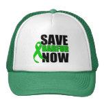 Save Darfur Now Trucker Hat