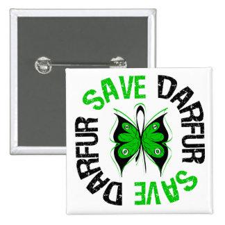 Save Darfur Pinback Button