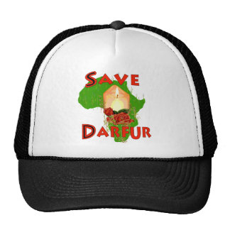 Save Darfur Trucker Hat