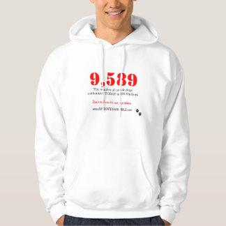 Save Death Row Shelter Animals- Hooded Sweatshirt! Hooded Sweatshirt