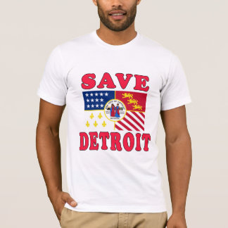 Save Detroit! T-Shirt