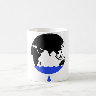 save earth coffee mug