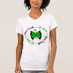 Save Earth Go Green Butterfly Tee Shirts