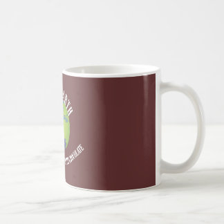 save earth it's the only planet with chocolate coffee mugs