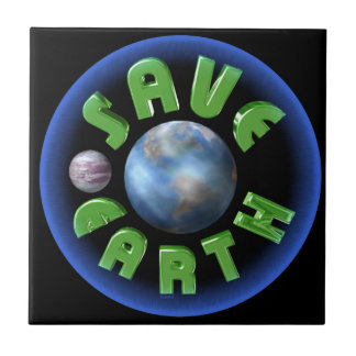 Save Earth on 100+ products by Valxart.com Tile