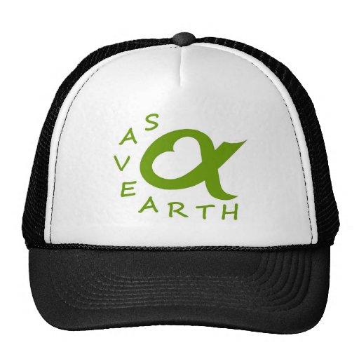 save earth planète gorro