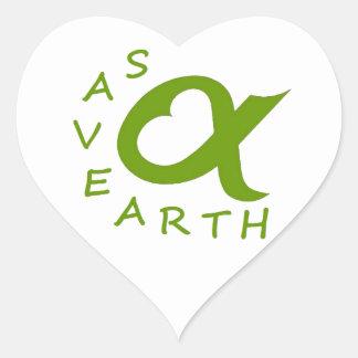 save earth planète