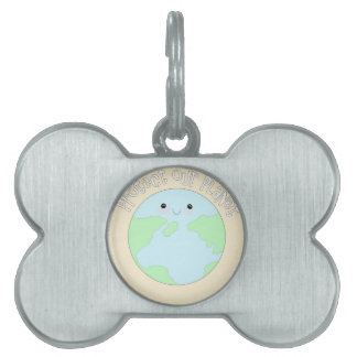 Save earth & protect our planet.jpg pet name tag