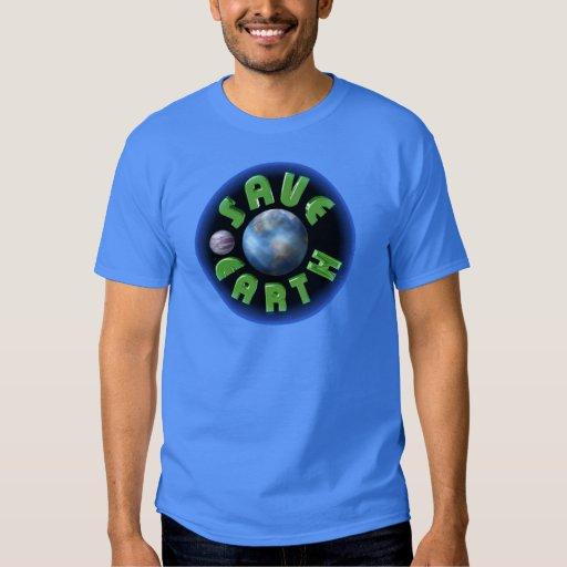 Save Earth Tshirts