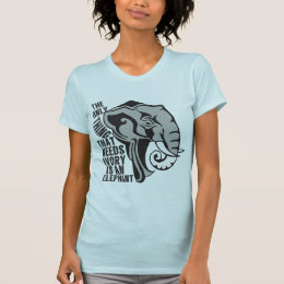 Save Elephants T-Shirt