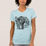 Save Elephants Tee Shirt