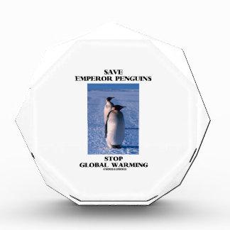 Save Emperor Penguins Stop Global Warming Awards