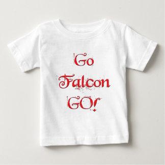 Save Falcon Balloon Boy Fly Baby T-Shirt