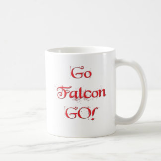 Save Falcon Balloon Boy Fly Coffee Mug
