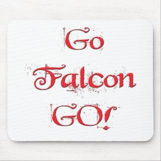Save Falcon Balloon Boy Fly Mouse Pad