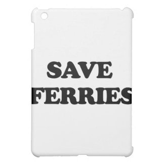 Save Ferries Cover For The iPad Mini