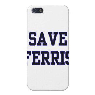Save Ferris iPhone SE/5/5s Case