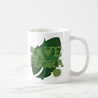 Save Flora Coffee Mug