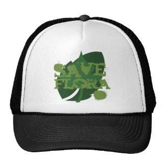 Save Flora Trucker Hat