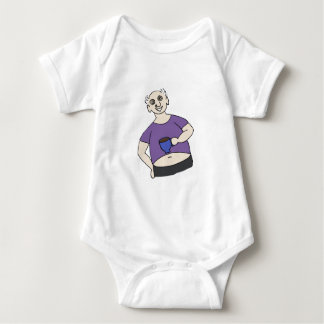 Save Fred Baby Bodysuit