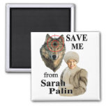 save from sarah 2 inch square magnet