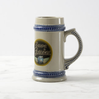 Save Gaia our Earth Beer Stein