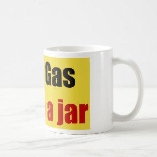 Save Gas Fart In A Jar Coffee Mug