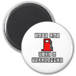 Save Gas...Ride A Programmer Magnet