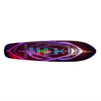 Save Gas Skateboard - Customized