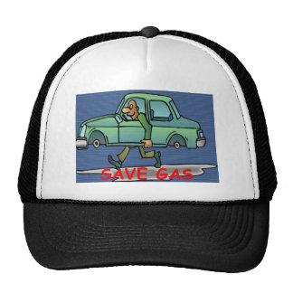 SAVE GAS TRUCKER HAT