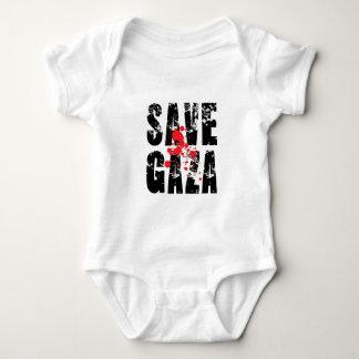 SAVE GAZA T BABY BODYSUIT