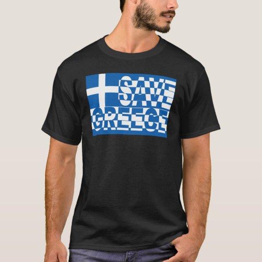 Save Greece T-Shirt