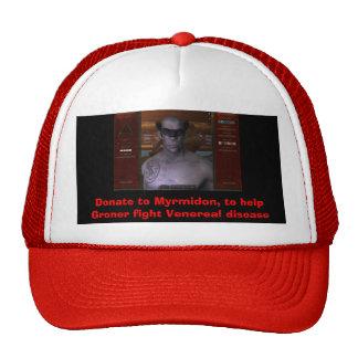 Save Groner Trucker Hat