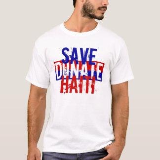 SAVE HAITI DONATE T-Shirt