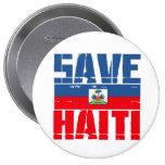 SAVE HAITI PIN