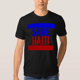 SAVE HAITI SHIRT