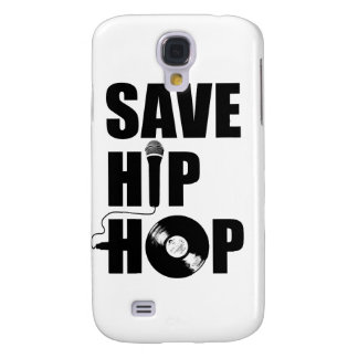 Save Hip-Hop Samsung Galaxy S4 Cover