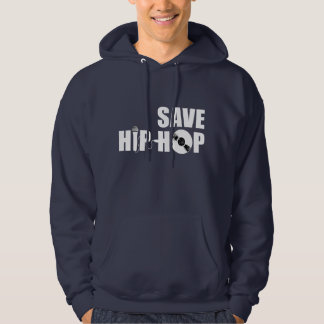 Save Hip-Hop Pullover