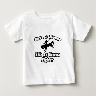 Save Horse, Ride Eczema Fighter Shirt