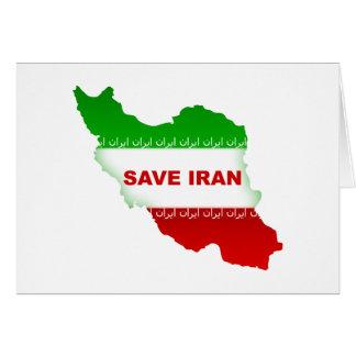 Save Iran Card