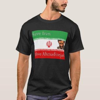 Save Iran, Shave Ahmadinejad T-Shirt