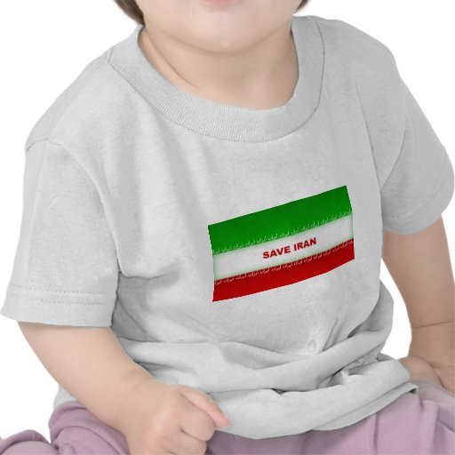 Save Iran Tshirt