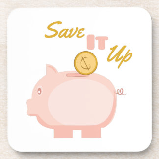 Save it Up Coaster