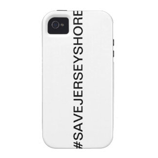 Save Jersey Shore Vibe iPhone 4 Covers