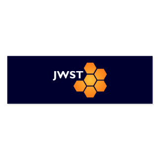 Save JWST: Hubble of the Next Generation Mini Business Card
