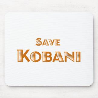 Save Kobani Mouse Pad