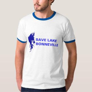 Save Lake Bonneville T-shirt